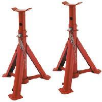 Crics et Chandelles 2 Chandelles pliables 2 tonnes 270-365mm
