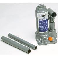 Crics et Chandelles Cric hydraulique piston - 2T Generique