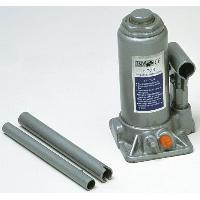 Crics et Chandelles Cric hydraulique piston - 5T Generique