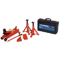 Crics et Chandelles Kit Garage 6 Pieces