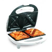 Croque Monsieur SM600WHT Sandwich maker - 800W - Blanc