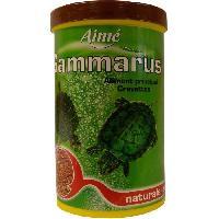 Croquette - Nourriture Seche AIME Nourriture pour tortues. crevettes - Aliment complet 100% naturel - 500 ml
