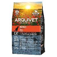 Croquette - Nourriture Seche Arquivet Chat Adulte Dinde 1.5kg - Aucune