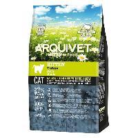 Croquette - Nourriture Seche Arquivet Chat Kitten Dinde 1.5kg - Aucune