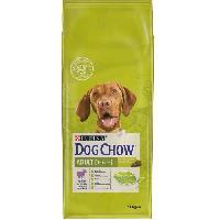 Croquette - Nourriture Seche Croquettes - Avec de l'Agneau - Pour chien adulte - 14 kg