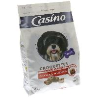 Croquette - Nourriture Seche Croquettes pour chien au boeuf 4 kg