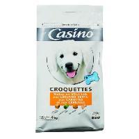 Croquette - Nourriture Seche Croquettes pour chien junior 4 kg - Casino