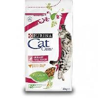 Croquette - Nourriture Seche PURINA CAT CHOW Urinary Tract Health Croquettes - Avec NaturiumTM - Riche en poulet - Pour chat adulte - 1.5 kg