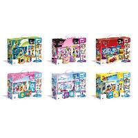 Cube Eveil CLEMENTONI Cubes 12 multi play - Modele aléatoire
