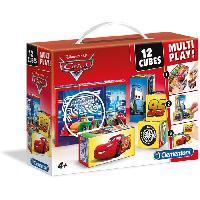 Cube Eveil LA REINE DES NEIGES Cubes 12 pieces multi play