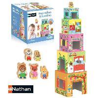 Cube Eveil PETIT NATHAN - Mes cubes a Histoires