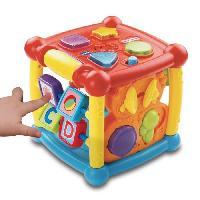 Cube Eveil VTECH BABY - Baby Cube d'éveil
