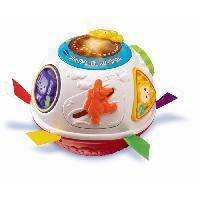 Cube Eveil VTECH BABY - Rouli-Balle Magique - Balle d'Éveil Pour Bébé