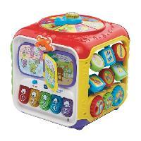 Cube Eveil VTECH Super Cube des Découvertes - Vtech Baby