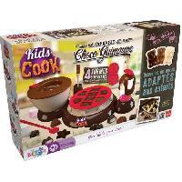 Cuisine Creative Goliath - Fabrique de Choco Guimauve 2.00 - Loisir créatif - Cuisine