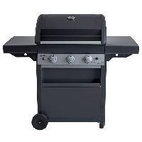 Cuisine Exterieure CAMPINGAZ Barbecue a gaz CLASS 3  LBD - Grille et Plancha en acier - 61 x 45 cm