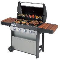Cuisine Exterieure CAMPINGAZ Barbecue a gaz Class 4 brûleurs - Fonte émaillée