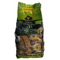 Cuisine Exterieure CHEMINETT Allume feu - maxi Cubes XXL en bois FSC et cire 100 vegetale - 1.5 kg
