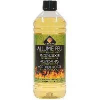 Cuisine Exterieure CHEMINETT Allume feu liquide 100 d'origine vegetale - 1L