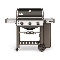 Cuisine Exterieure WEBER Systeme de grillade Genesis II E-310 GBS - Noir