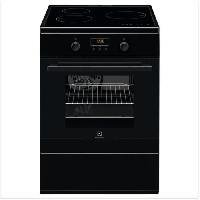 Cuisiniere - Piano De Cuisine ELECTROLUX EKI66700OK - Cuisiniere table induction-3 foyers- commandes tactiles - Four electrique-Pyrolyse-chaleur pulsee-54L-progra