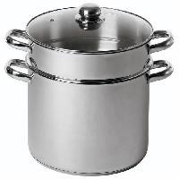 Cuisson Des Aliments BAUMALU Couscoussier traiteur inox - 24 cm