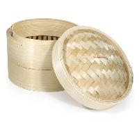 Cuit Vapeur IMF 0810 Cuiseur vapeur - Bamboo - Ø 20 cm