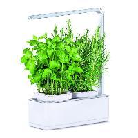 Culture Indoor Jardin d'intérieur Viviana avec Kit de démarrage et puce NFC