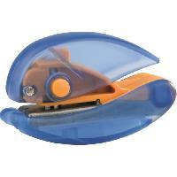 """Cutter - Plaque De Coupe - Lame MAPED - Perforateur 1 trou """"PUNCHITO"""" Coloris assortis"""