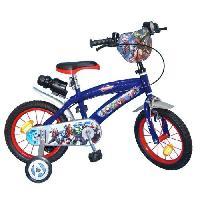 Cycles AVENGERS Velo Enfant garcon - 14 -4-7 ans- Bleu Aucune