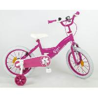 Cycles Mon Vélo 14  - Enfant - Rose Aucune