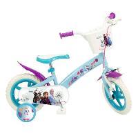 Cycles Vélo Enfant 12 La Reine des Neiges 2  Enfant 3/5 ans Aucune