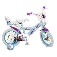 Cycles Vélo Enfant 14 La Reine des Neiges 2  Enfant 4/6 ans