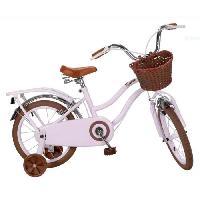 Cycles Velo Enfant Vintage 16 Rose