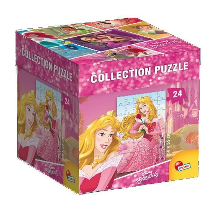 DISNEY-PRINCESSES-puzzle-Aurore-Lisciani-Giochi