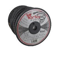 Debroussailleuse - Accessoire JARDIN PRATIQUE Bobine fil nylon copolymere VORTEX pour debroussailleuse - D 3 mm - L 131 m