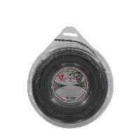 Debroussailleuse - Accessoire JARDIN PRATIQUE Fil nylon copolymere VORTEX pour debroussailleuse - D 3 mm - L 21 m