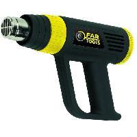 Decapeur FARTOOLS PRO - Décapeur thermique 2000 W. Allure de chauffe 60-600 °C - 115354