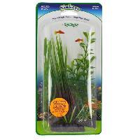 Decoration Artificielle - Resine - Led - Fond De Decor VITAKRAFT Lot de 3 plantes - Taille petite 10 cm - Pour aquarium