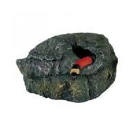 Decoration Artificielle - Resine - Led - Fond De Decor ZOOMED Grotte imitation roche - GM - Pour reptile - Generique