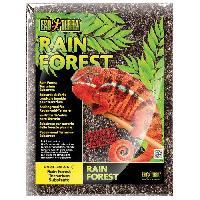 Decoration De L'habitat EXO TERRA Substrat Rain Forest 26.4 L - Pour terrarium