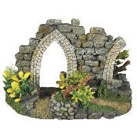 Decoration De L'habitat NOBBY Aqua deco Porte celtique - 240x140x155mm - Pour aquarium