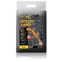 Decoration De L'habitat Sable desert noir 45 kg