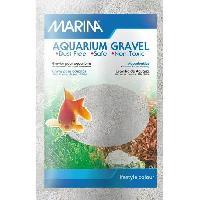 Decoration De L'habitat Sable microbille - 1 kg - Gris ivoire - Pour aquarium