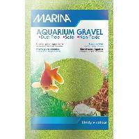 Decoration De L'habitat Sable microbille - 1 kg - Vert anis - Pour aquarium