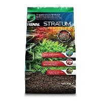 Decoration De L'habitat Substrat StratumFL plantes/crevet..4kg