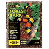 Decoration De L'habitat Substrat naturel Forest Bark 26.4 L - Pour terrarium