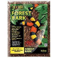 Decoration De L'habitat Substrat naturel Forest Bark 8.8 L - Pour terrarium