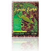 Decoration De L'habitat Substrat naturel Jungle Earth 4.4 L - Pour terrarium