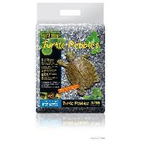 Decoration De L'habitat Substrat pour tortue aquatique 45 kg